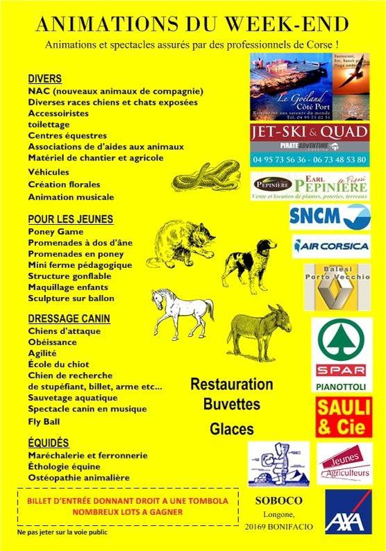 animali corsica