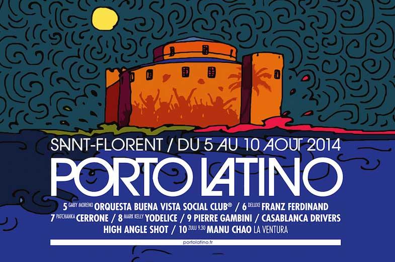 Festival Porto Latino Saint Florent