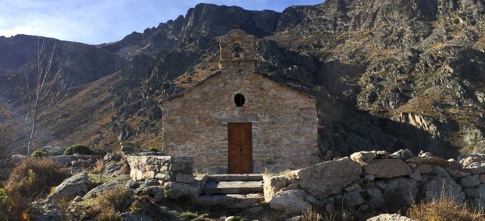chapelle santo eliseo