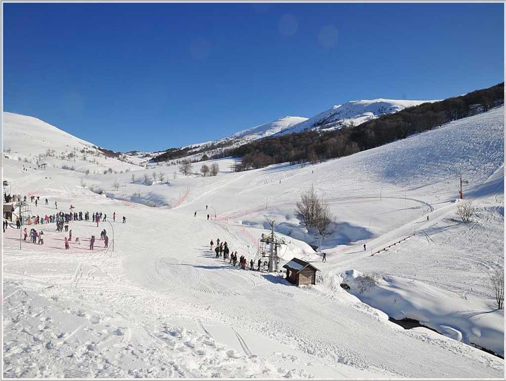 station ski bastelica