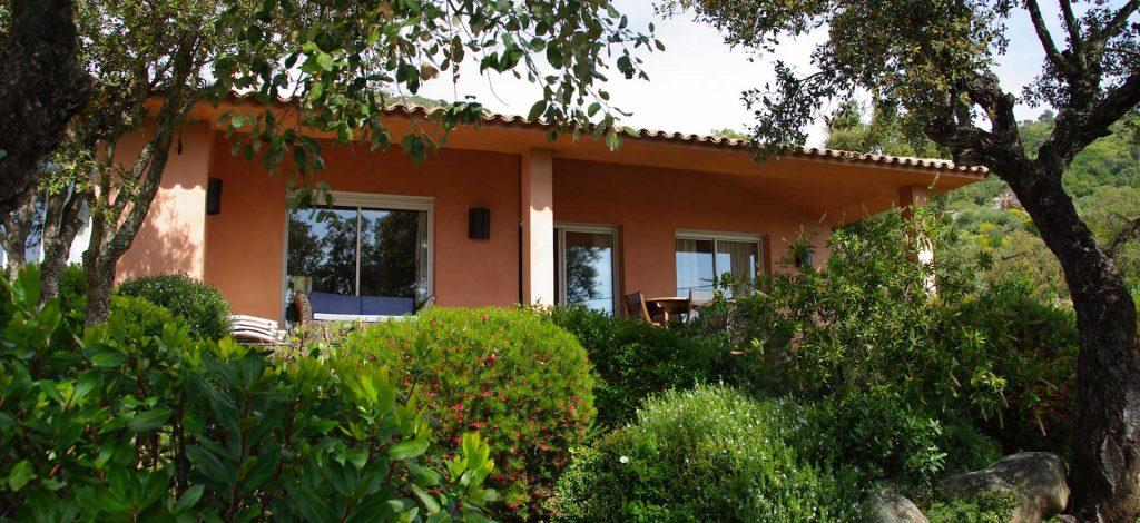 villa location corse