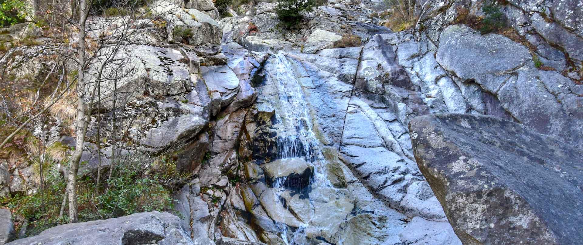 cascade ortala corse