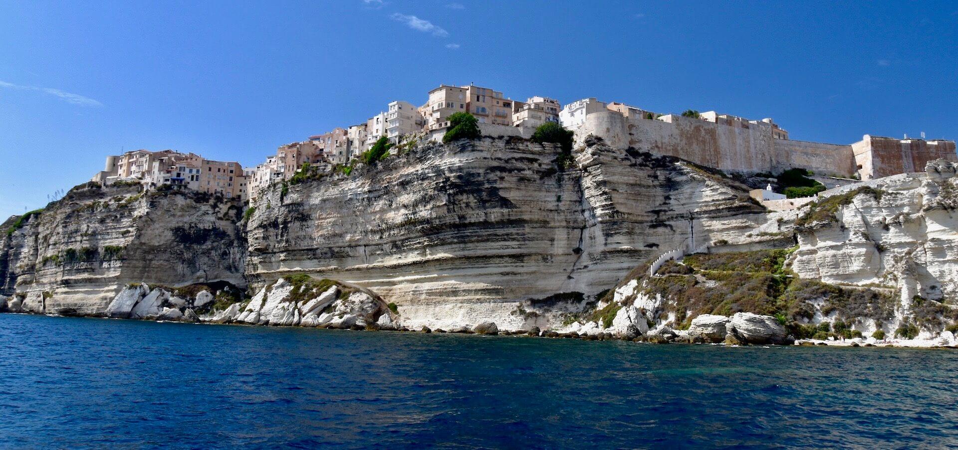 Bonifacio en Corse