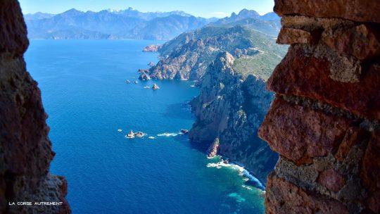 Découverte de la Corse du Sud