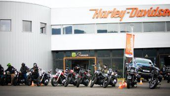 Harley Davidson Ajaccio