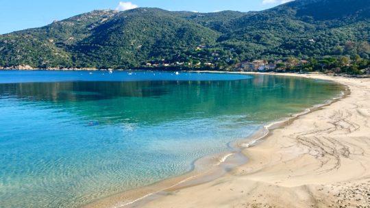 Campomoro en Corse