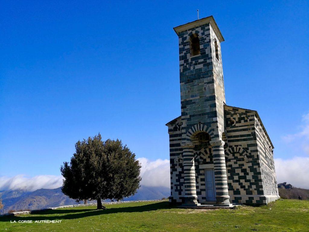 Eglise de Murato en Corse