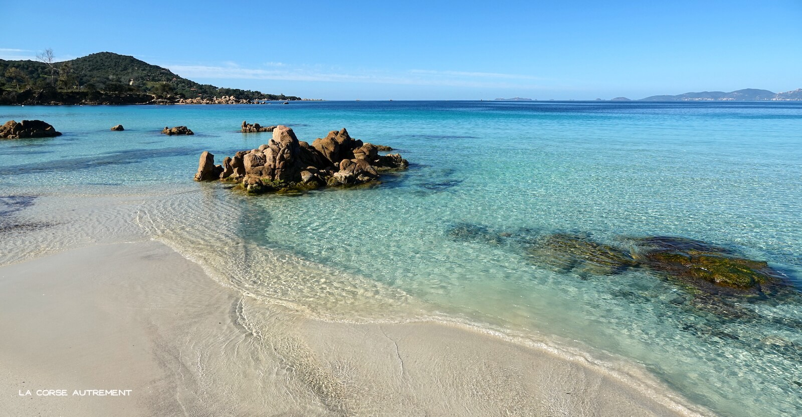 Mare E Sole Ou Plage D Argent La Plage Paradisiaque En Corse