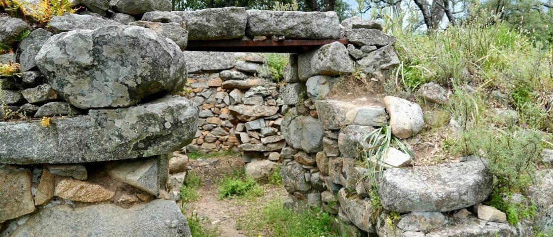 Le monument torréen de Foce