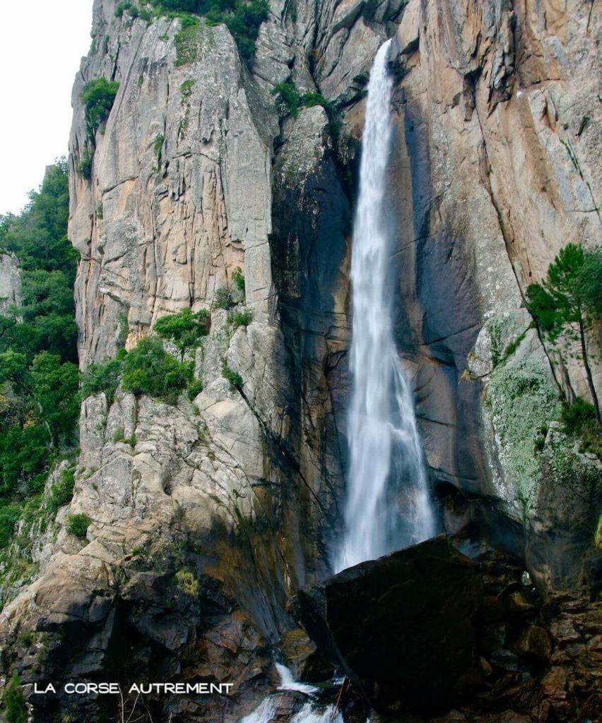 Les cascades de Corse