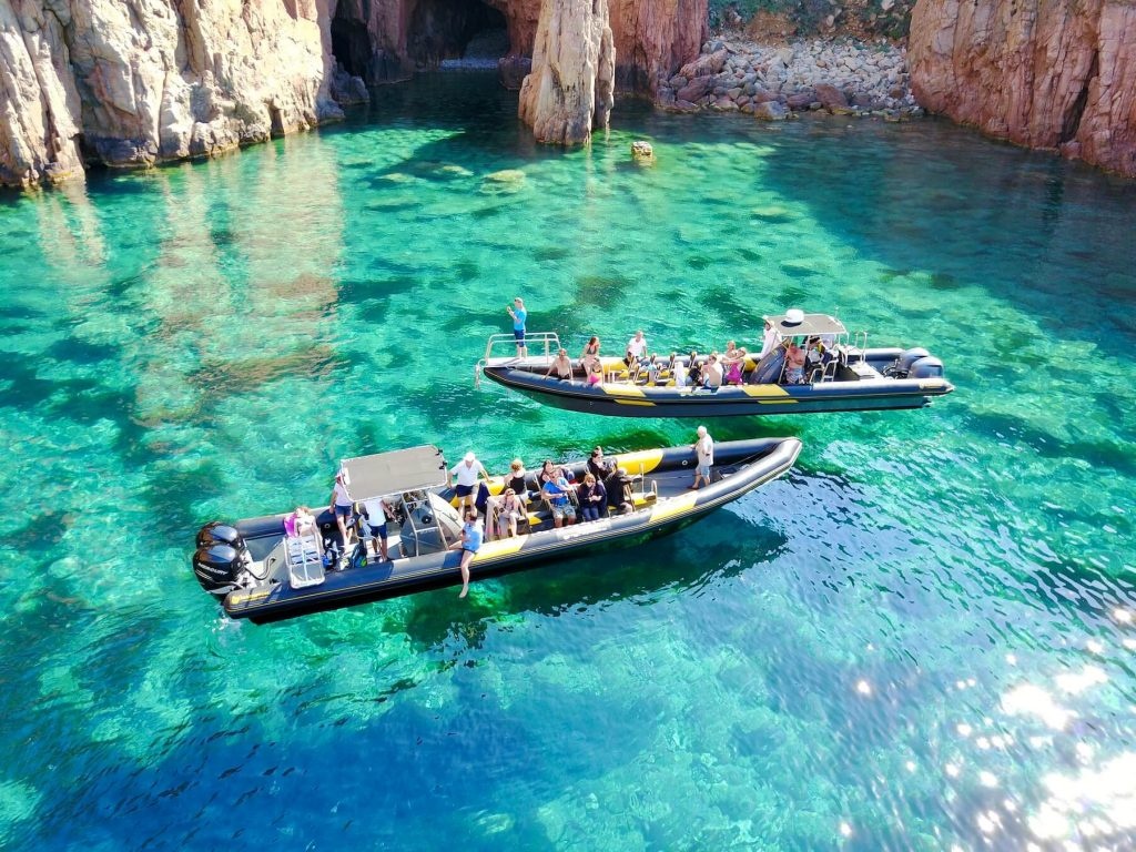 JPS Aventure & Porto Aventure en Corse