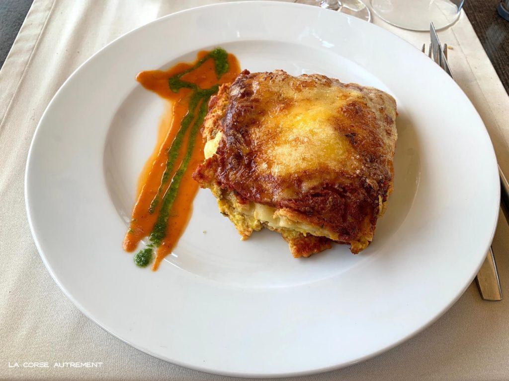 Maison d'Hôtes & restaurant Zella à Guitera-les-Bains.
