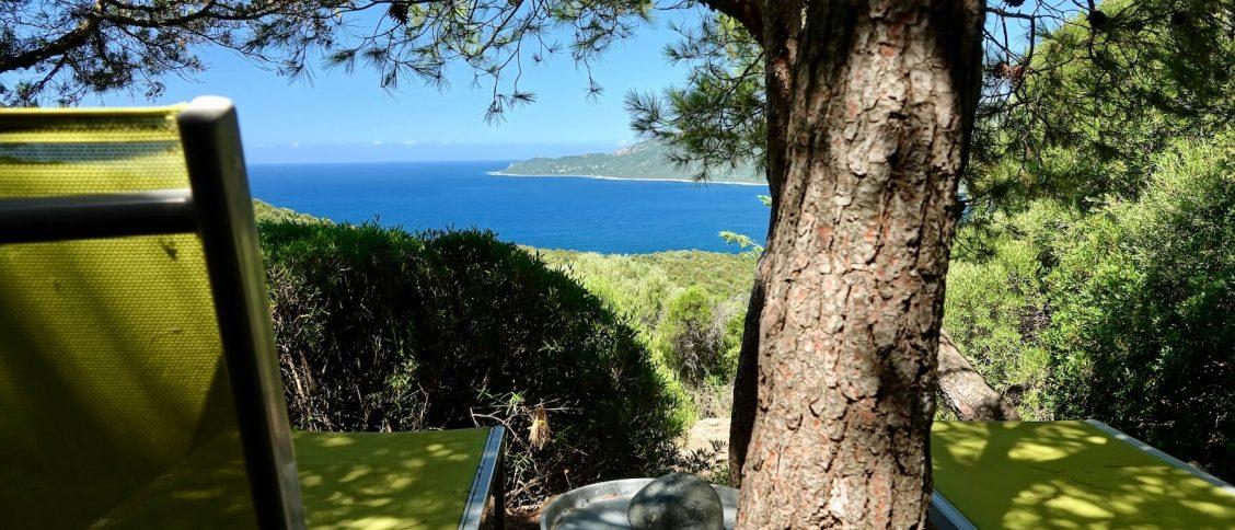 U Poghju Novu di Cupabia, locations à Serra-di-Ferro en Corse