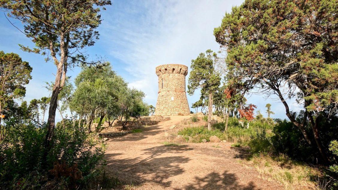 La tour d'Isolella