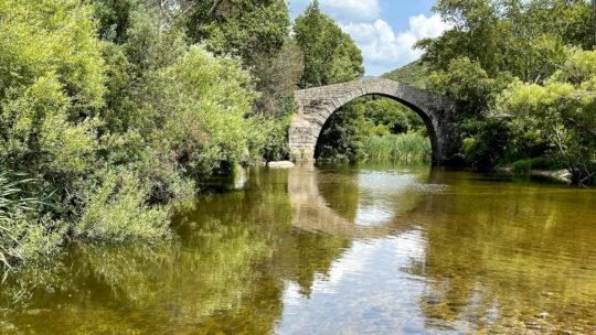 Le pont de Spina Cavaddu