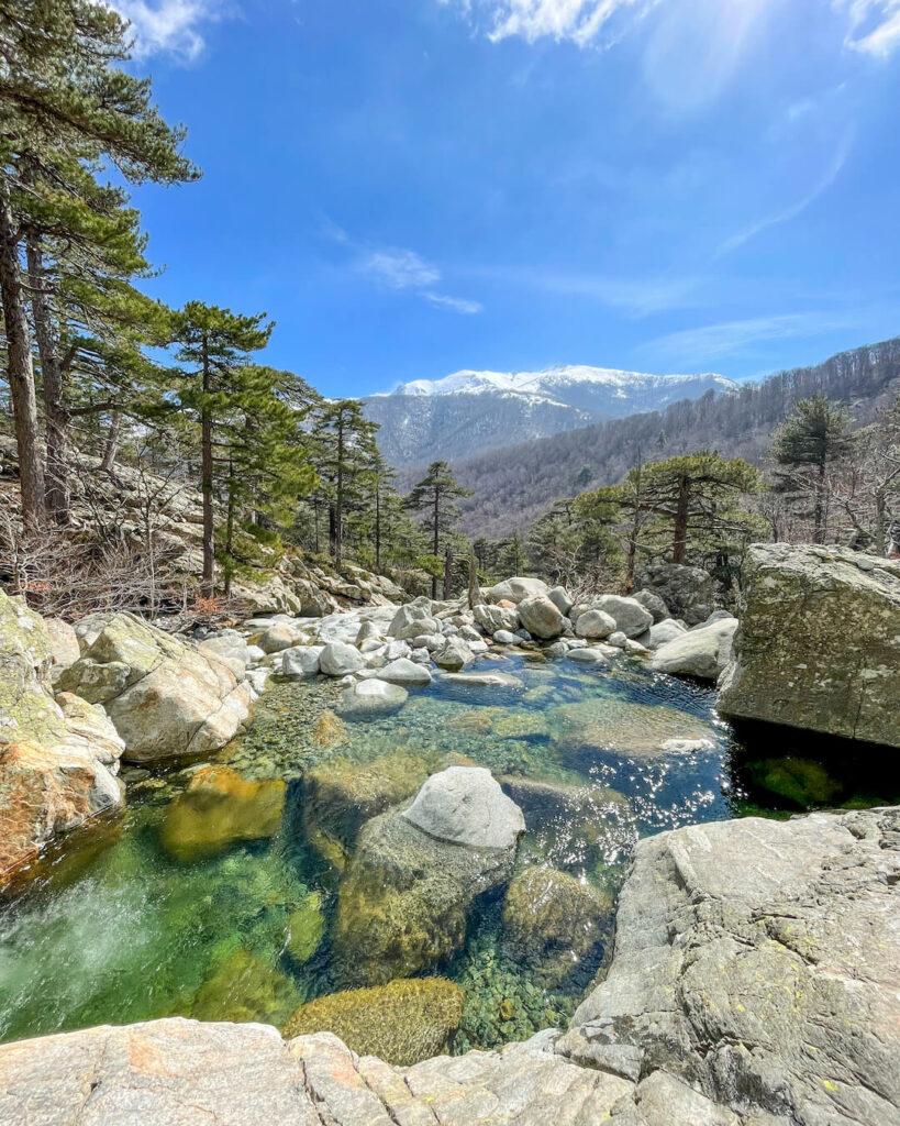 A Piuma, randonnées découvertes en Corse