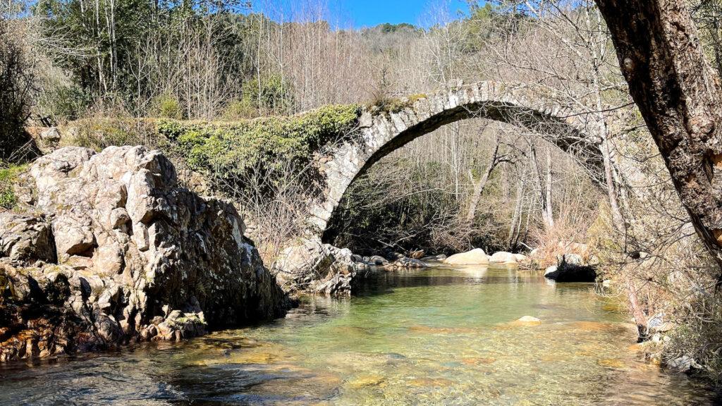 Le pont génois de Zipitoli