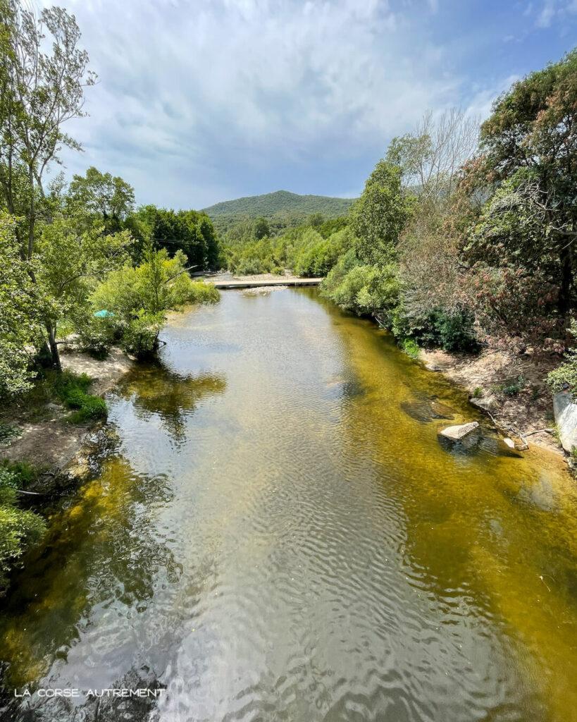 Le pont génois de Spina-Cavaddu