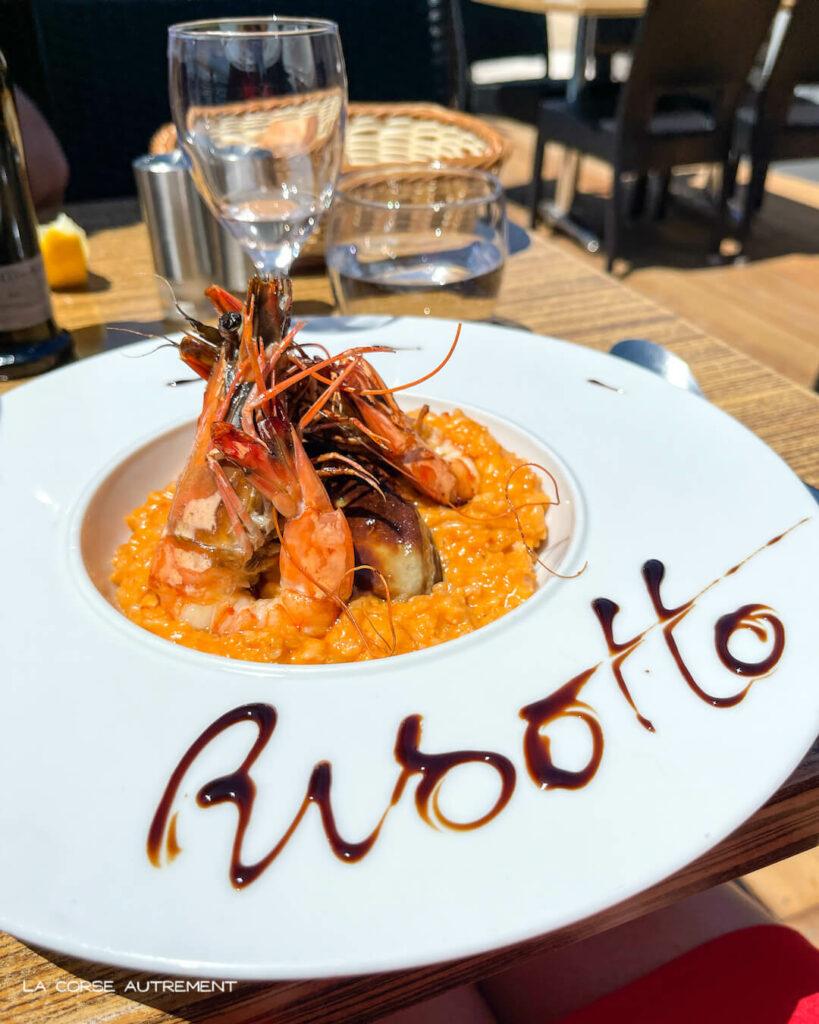 Restaurant Le Rivoli Porticcio